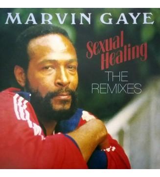 "Marvin Gaye - Sexual Healing - The Remixes (12"", Ltd, Red) mesvinyles.fr"