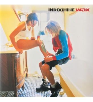 Indochine - Wax (2xLP, Album, Gat) mesvinyles.fr