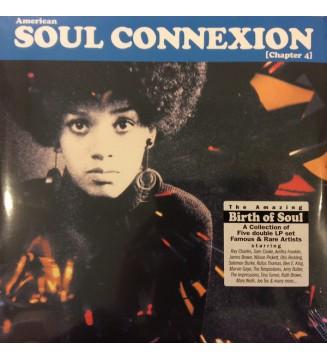 Various - American Soul Connexion (Chapter 4) (2xLP, Comp) mesvinyles.fr