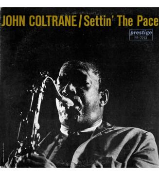John Coltrane - Settin' The Pace (LP, Album, RE) mesvinyles.fr