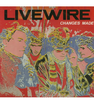 Live Wire - Changes Made mesvinyles.fr