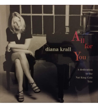 Diana Krall - All For You (A Dedication To The Nat King Cole Trio) (2xLP, Album, RE, 180) mesvinyles.fr