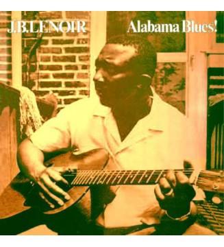 J.B. Lenoir - Alabama Blues (LP, Album, Ltd, RE) mesvinyles.fr