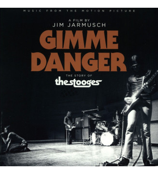 The Stooges - Gimme Danger (Music From The Motion Picture) (LP, Comp, 180) mesvinyles.fr