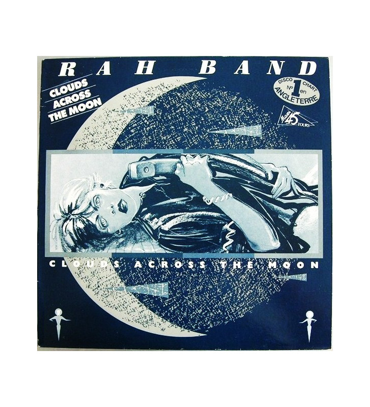 Rah Band - Clouds Across The Moon mesvinyles.fr