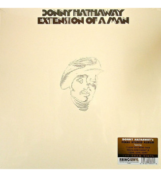 Donny Hathaway - Extension Of A Man (LP, Album, RE, 180) mesvinyles.fr