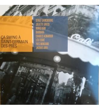 Various - Ça Swing A Saint-Germain-Des-Prés (LP, Album, Comp, RM) mesvinyles.fr