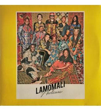 -M-, Toumani Diabaté, Sidiki Diabaté (2), Fatoumata Diawara - Lamomali Airlines (3xLP, Album, 180) mesvinyles.fr