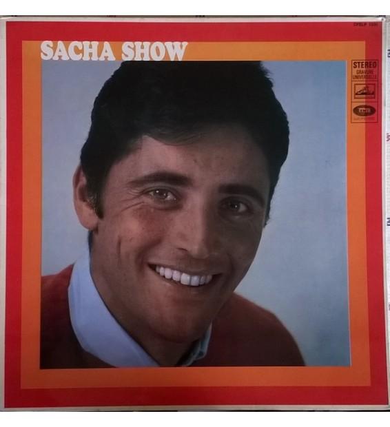 Sacha Distel - Sacha Show mesvinyles.fr