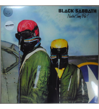 Black Sabbath - Never Say Die! (LP, Album, RE + CD, Album, RE) mesvinyles.fr