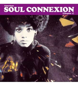 Various - American Soul Connexion (Chapter 1) (2xLP, Comp) mesvinyles.fr
