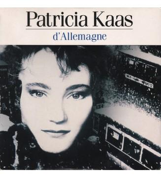 "Patricia Kaas - D'Allemagne (7"", Single) mesvinyles.fr"