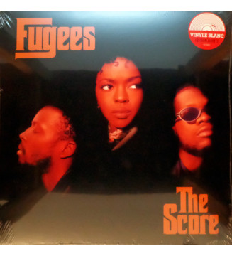 Fugees - The Score (2xLP, Album, Ltd, RE, Whi) mesvinyles.fr