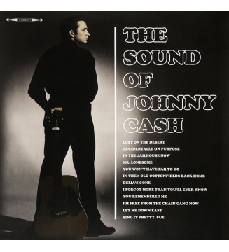 Johnny Cash - The Sound Of Johnny Cash (LP, Album, RE, 180) mesvinyles.fr