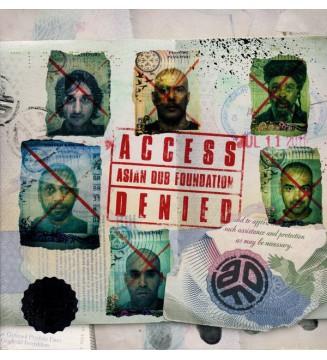 Asian Dub Foundation - Access Denied (2xLP, Album) mesvinyles.fr