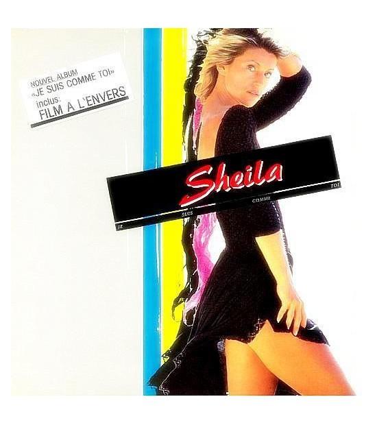 Sheila (5) - Je Suis Comme Toi (LP, Album)