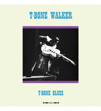T-Bone Walker - T-Bone Blues (LP, RE, 180) mesvinyles.fr