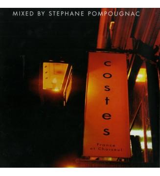 Stephane Pompougnac* - Hotel Costes (France Et Choiseul) (2xLP, Comp) mesvinyles.fr