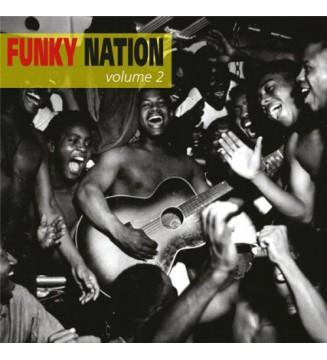 Various - Funky Nation Volume 2 (LP) mesvinyles.fr