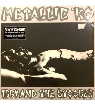 Iggy And The Stooges* - Metallic 'KO (LP, Album, RE, RM) mesvinyles.fr