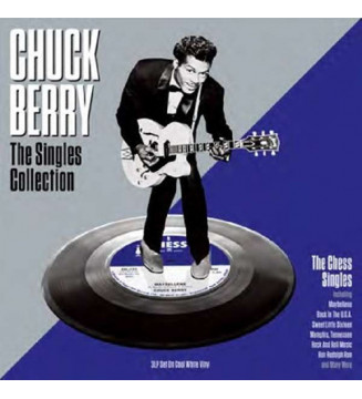 Chuck Berry - The Singles Collection (3xLP, Comp, Whi) mesvinyles.fr