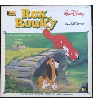 Walt Disney - Rox Et Rouky (LP, Gat) mesvinyles.fr