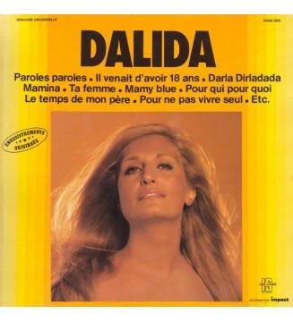 Dalida - Dalida (LP, Comp) mesvinyles.fr