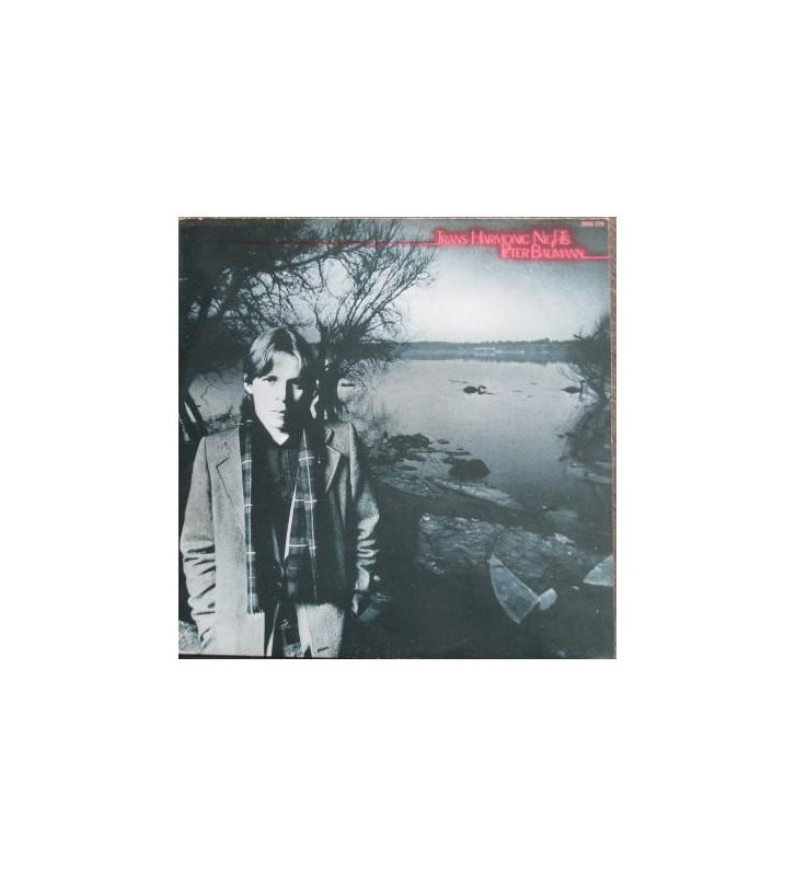 Peter Baumann - Trans Harmonic Nights (LP, Album) mesvinyles.fr