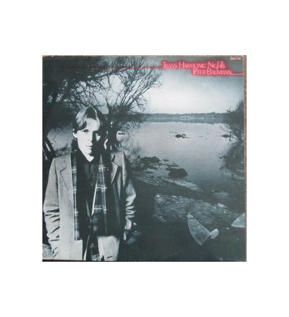 Peter Baumann - Trans Harmonic Nights (LP, Album)