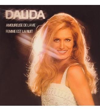 Dalida - Amoureuse De La Vie (LP, Album) mesvinyles.fr
