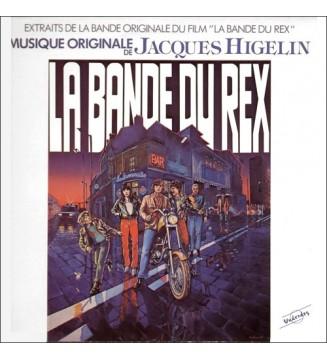 Jacques Higelin - La Bande Du Rex (LP, Album) mesvinyles.fr