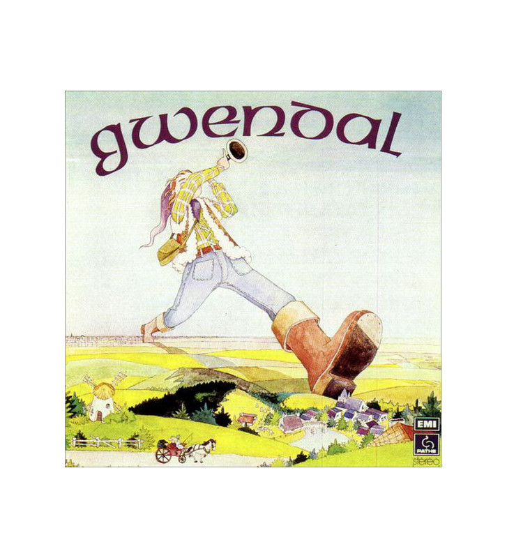 Gwendal - Gwendal (LP, Album, RE) mesvinyles.fr