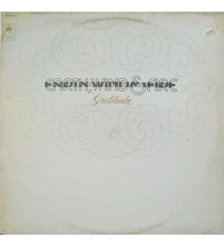 Earth, Wind & Fire - Gratitude (2xLP, Album, Gat) mesvinyles.fr