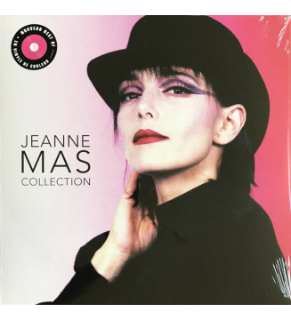 Jeanne Mas - Collection (LP, Comp, Pin) mesvinyles.fr