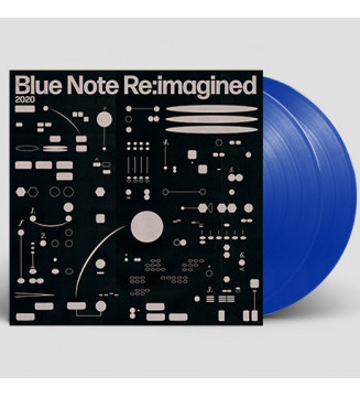 Various - Blue Note Re:imagined 2020 (2xLP, Comp, Ltd, Blu) mesvinyles.fr