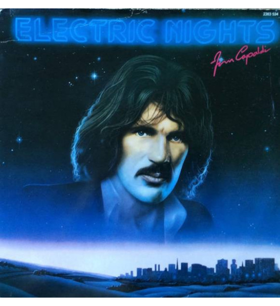 Jim Capaldi - Electric Nights (LP, Album)