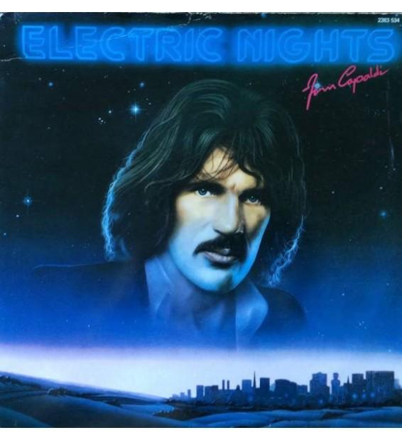 Jim Capaldi - Electric Nights (LP, Album) mesvinyles.fr