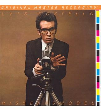 Elvis Costello - This Year's Model (LP, Album, Ltd, Num, RE, RM, Hal) mesvinyles.fr