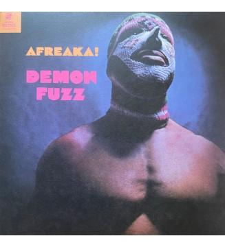 Demon Fuzz - Afreaka! (LP, Album, Ltd, Num, RE, Ora) mesvinyles.fr