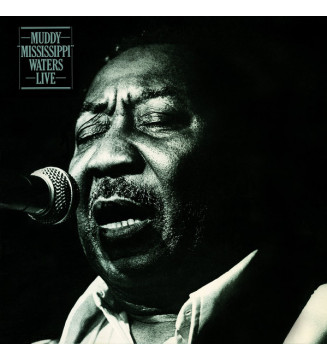 "Muddy Waters - Muddy ""Mississippi"" Waters Live (LP, Album, RE, 180) mesvinyles.fr"