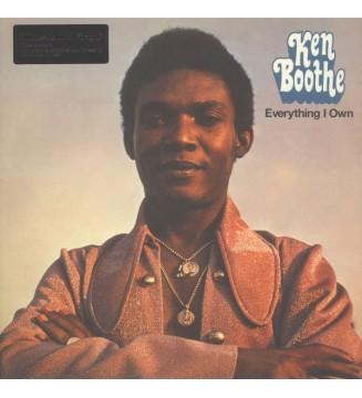 Ken Boothe - Everything I Own (LP, Album, RE, 180) mesvinyles.fr