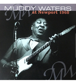 Muddy Waters - Muddy Waters At Newport 1960 (LP, Album, RE, RM, 180) mesvinyles.fr