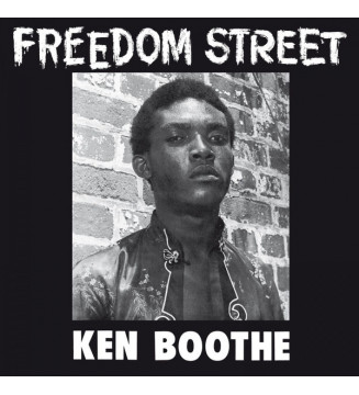 Ken Boothe - Freedom Street (LP, Album, Ltd, Num, RE, Ora) mesvinyles.fr