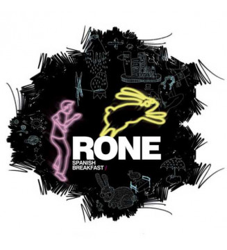 Rone - Spanish Breakfast (LP, Album, RE, Whi) mesvinyles.fr