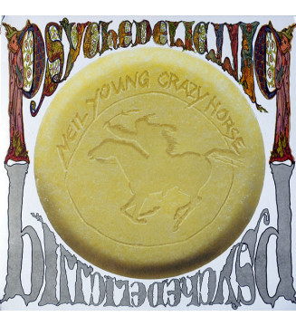 Neil Young & Crazy Horse - Psychedelic Pill (2xLP, 180 + LP, S/Sided, Etch, 180 + Album) mesvinyles.fr