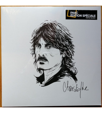 Christophe - Christophe  (2xLP, Comp, S/Edition, Whi) mesvinyles.fr