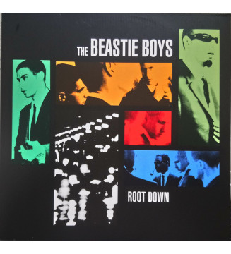 "Beastie Boys - Root Down EP (12"", EP, RE) mesvinyles.fr"