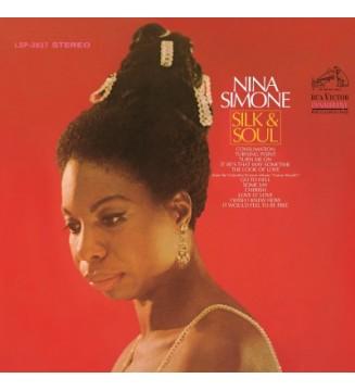 Nina Simone - Silk & Soul (LP, Album, RE) mesvinyles.fr