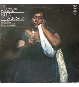 Ella Fitzgerald - The Cole Porter Songbook (2xLP, Gat) mesvinyles.fr
