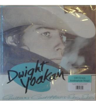 Dwight Yoakam - Guitars, Cadillacs, Etc., Etc. (LP, Album, RE, 180) mesvinyles.fr